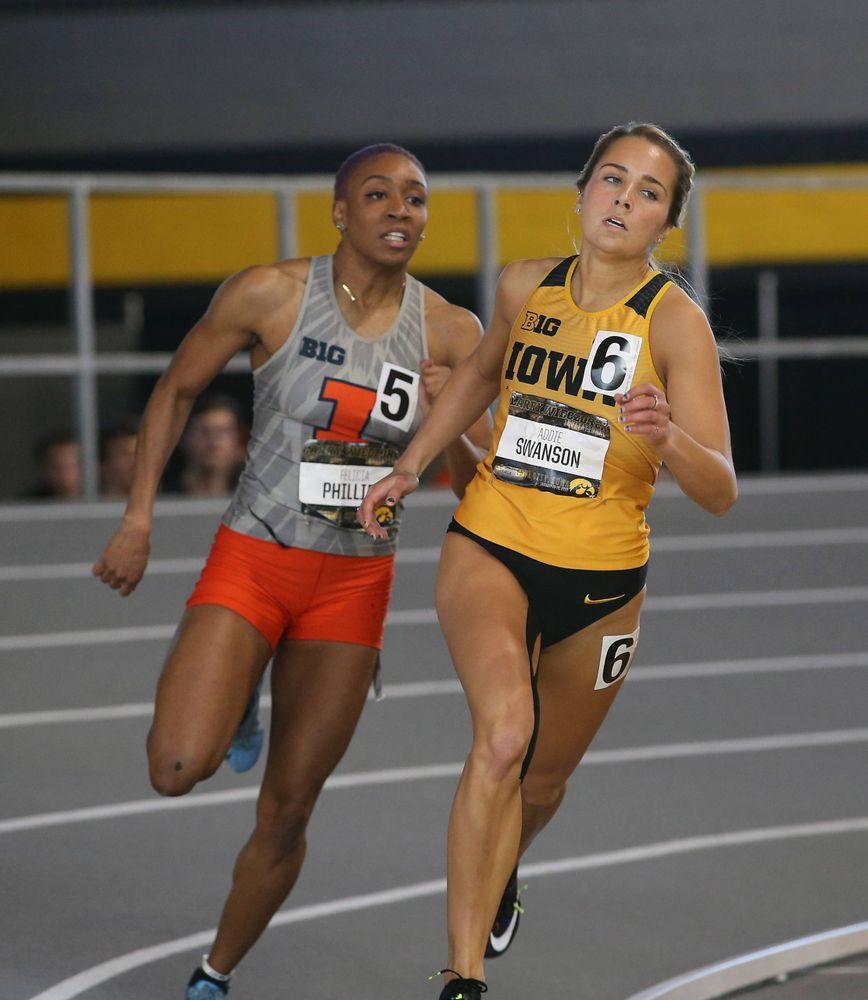 Addie Swanson (Darren Miller/hawkeyesports.com)