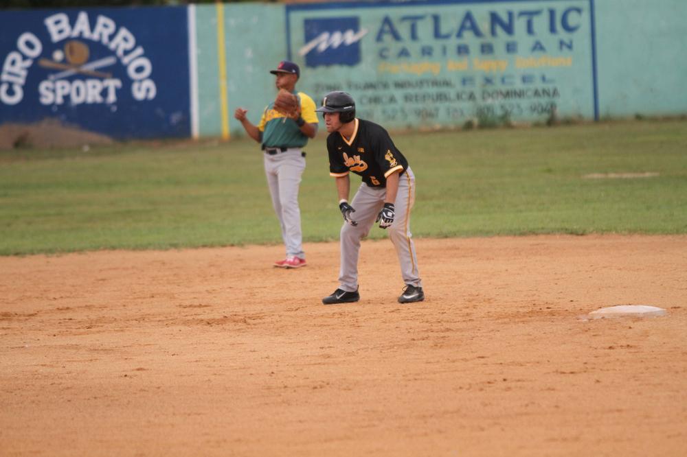 Justin Jenkins Iowa 9, Dominican Army National Team 4 Nov. 20, 2016 Photo: James Allan