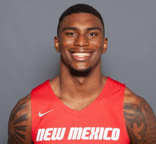 Bayron Matos - Men's Basketball - University of New Mexico Lobos Athletics