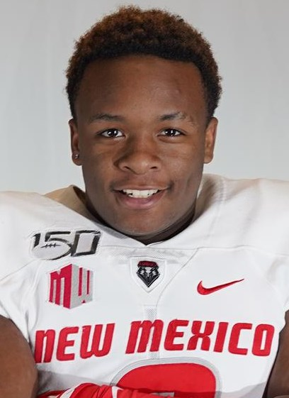 Darius McCray - Football - University of New Mexico Lobos Athletics
