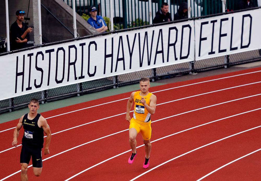 Will Dougherty -- DEC 400-meter dash