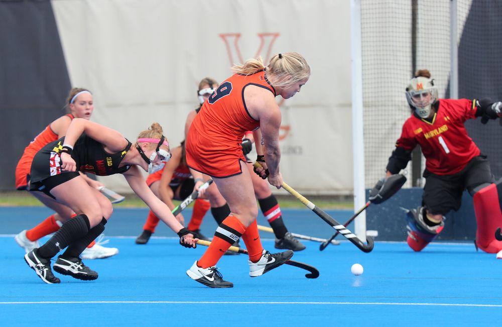 UVA Field Hockey NCAA Quarterfinal vs. Maryland