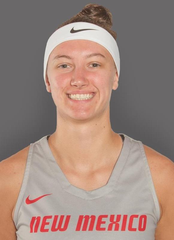 Tesha  Buck - Women's Basketball - University of New Mexico Lobos Athletics