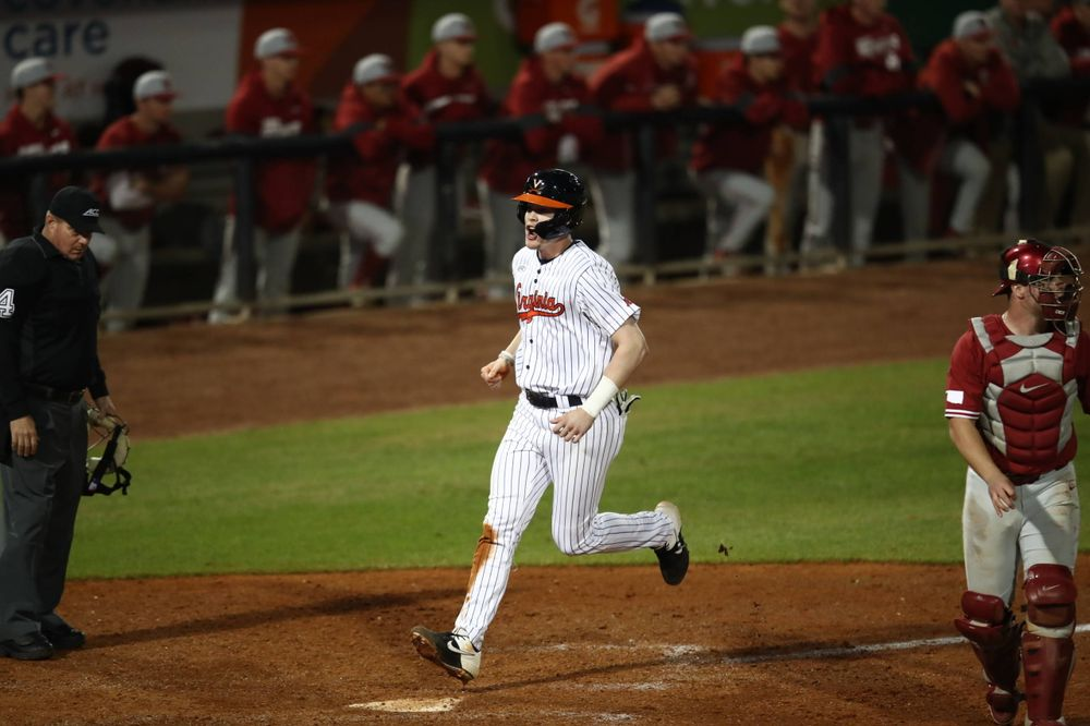 Virginia vs. Oklahoma (DH)