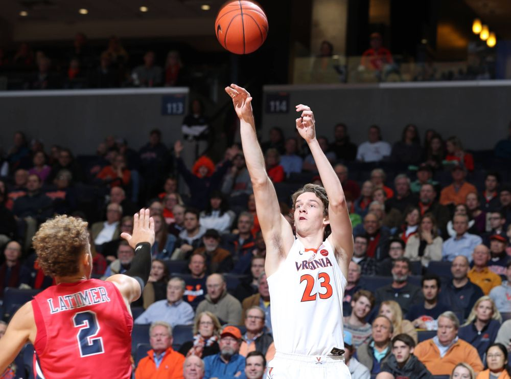 UVA Men's Basketball vs. Stony Brook