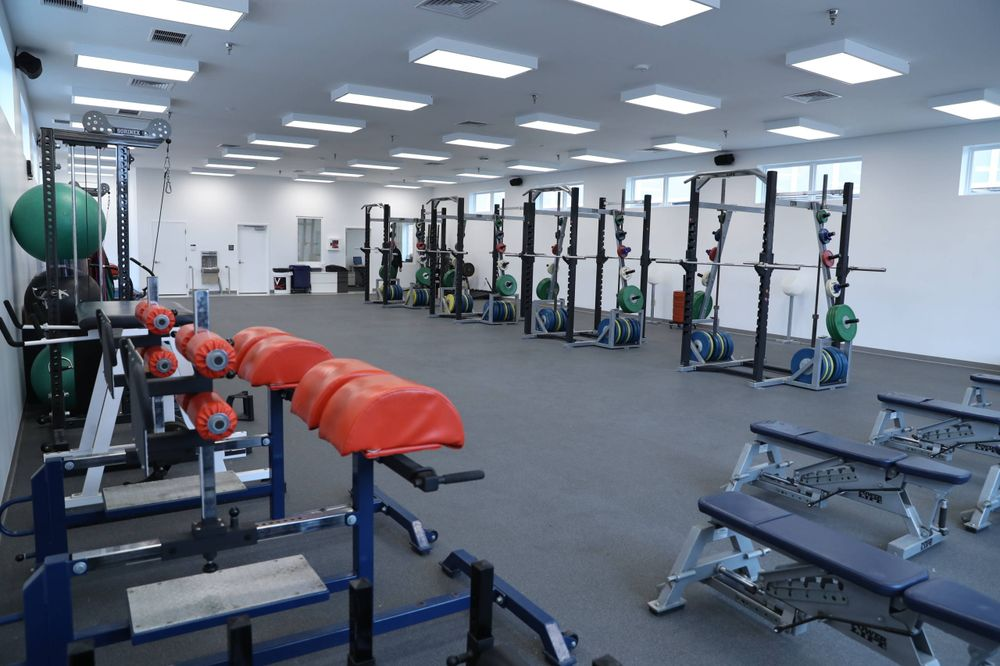 The Training Grounds
