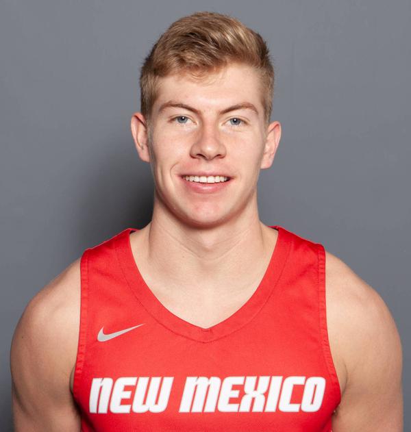 Clay Patterson - Men's Basketball - University of New Mexico Lobos Athletics