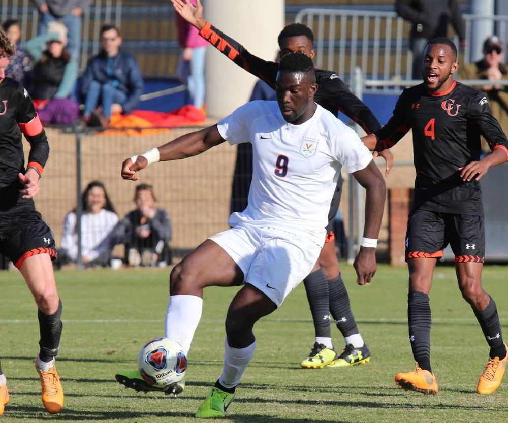 NCAA 2nd Round Soccer vs.  Campbell.
