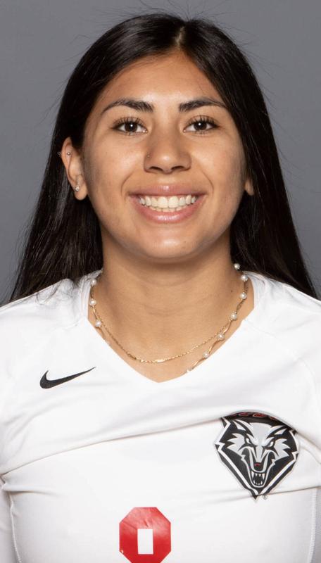 Uxue Guereca - Women's Volleyball - University of New Mexico Lobos Athletics