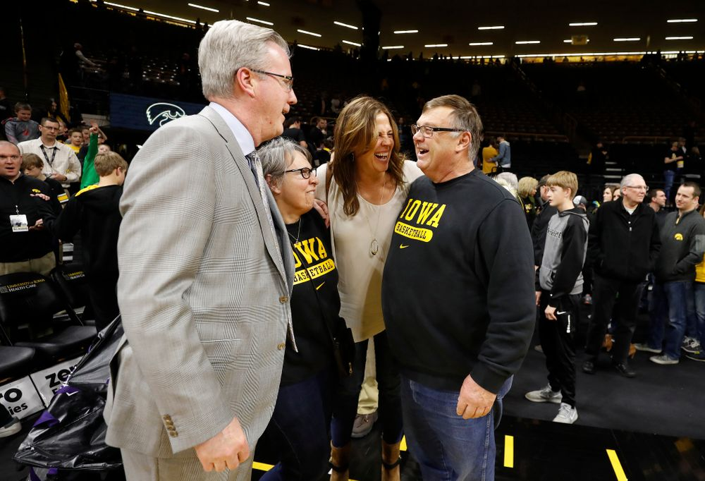 Fran and Margaret McCaffery with Mike and Patty Street