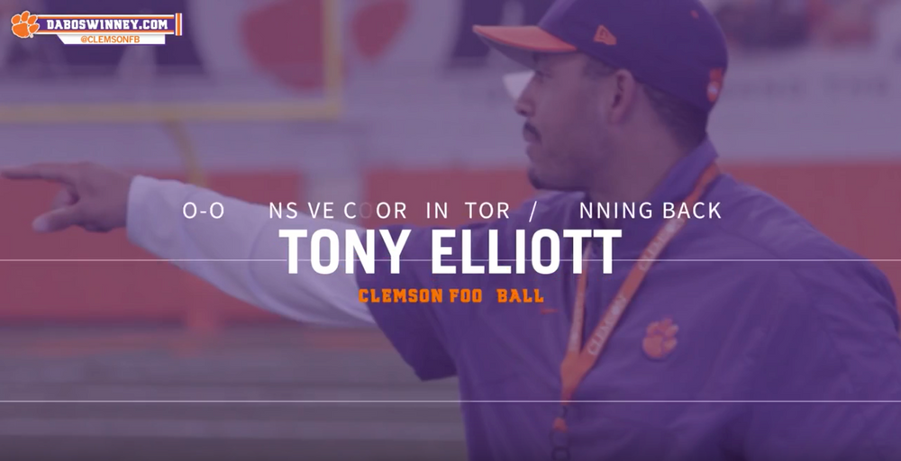 Play Tony Elliott