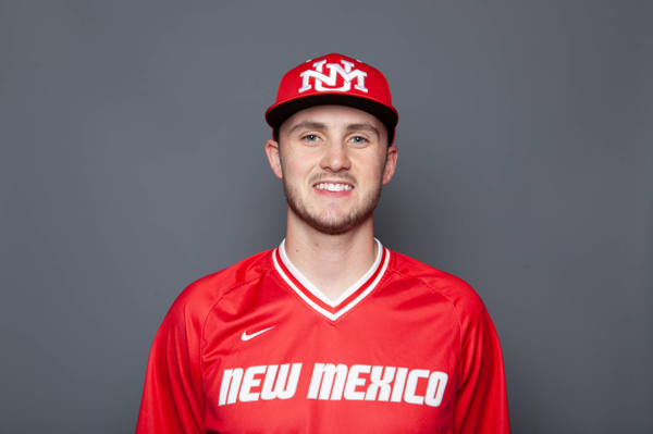 Matt Haley - Baseball - University of New Mexico Lobos Athletics