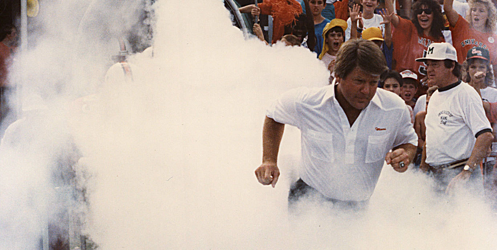 Jimmy Johnson Profiled on 'A Football Life'