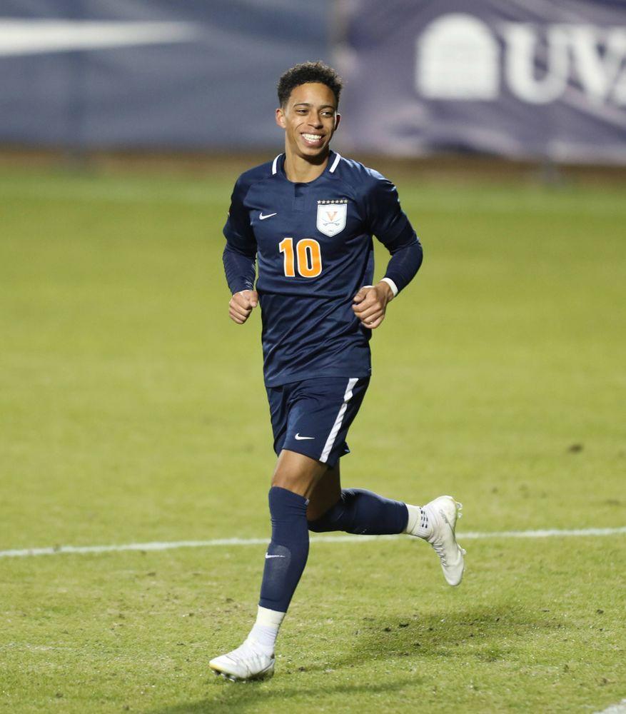 ACC Men's Soccer Semifinal - UVA 1 - Wake Forest 0