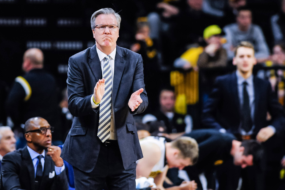 Fran McCaffery