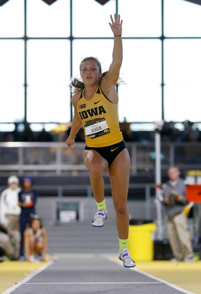 Hannah Schilb  (Darren Miller/hawkeyesports.com)
