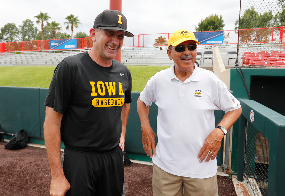 Head Coach Rick Heller, Carl Jackson