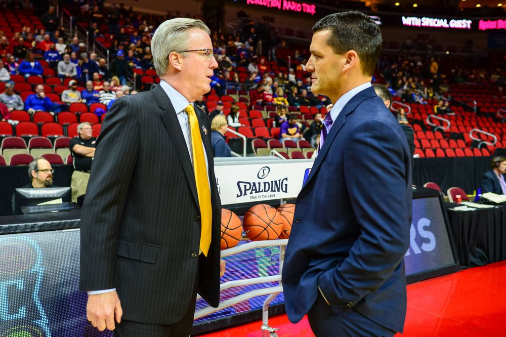 Fran McCaffery, Ben Jacobsen