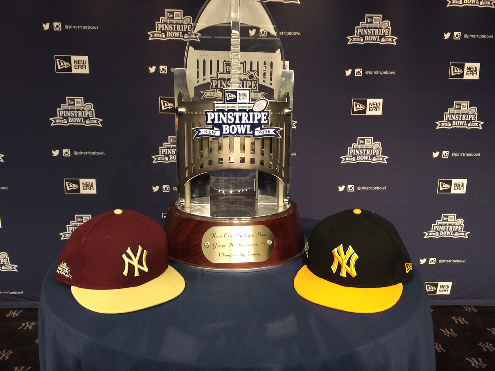 New Era Pinstripe Bowl News Conference