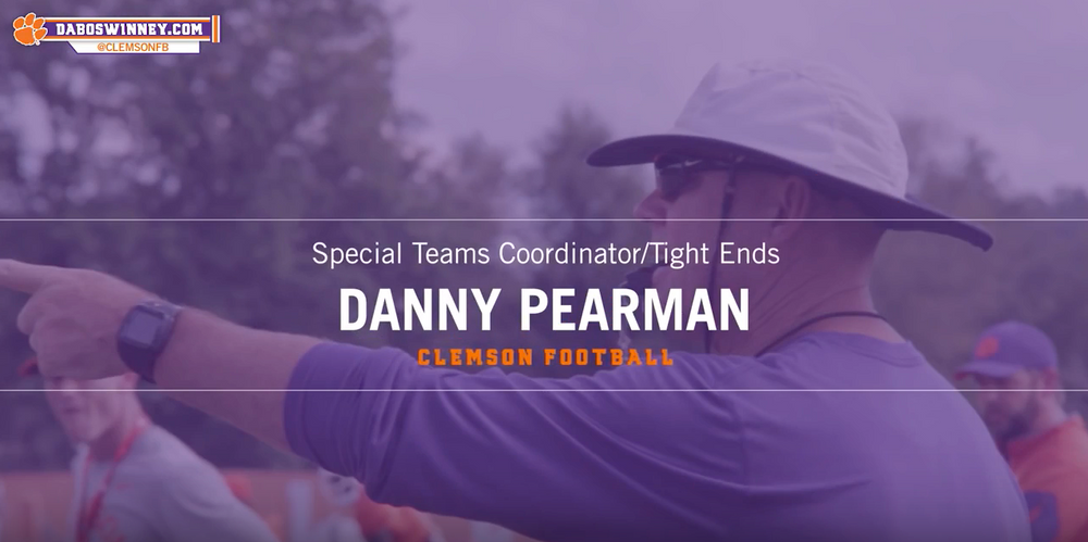 Play Danny Pearman