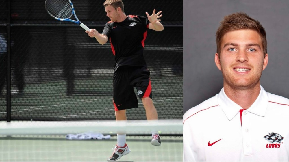 Former Lobo Dunbar Joins Men?s Tennis Coaching Staff