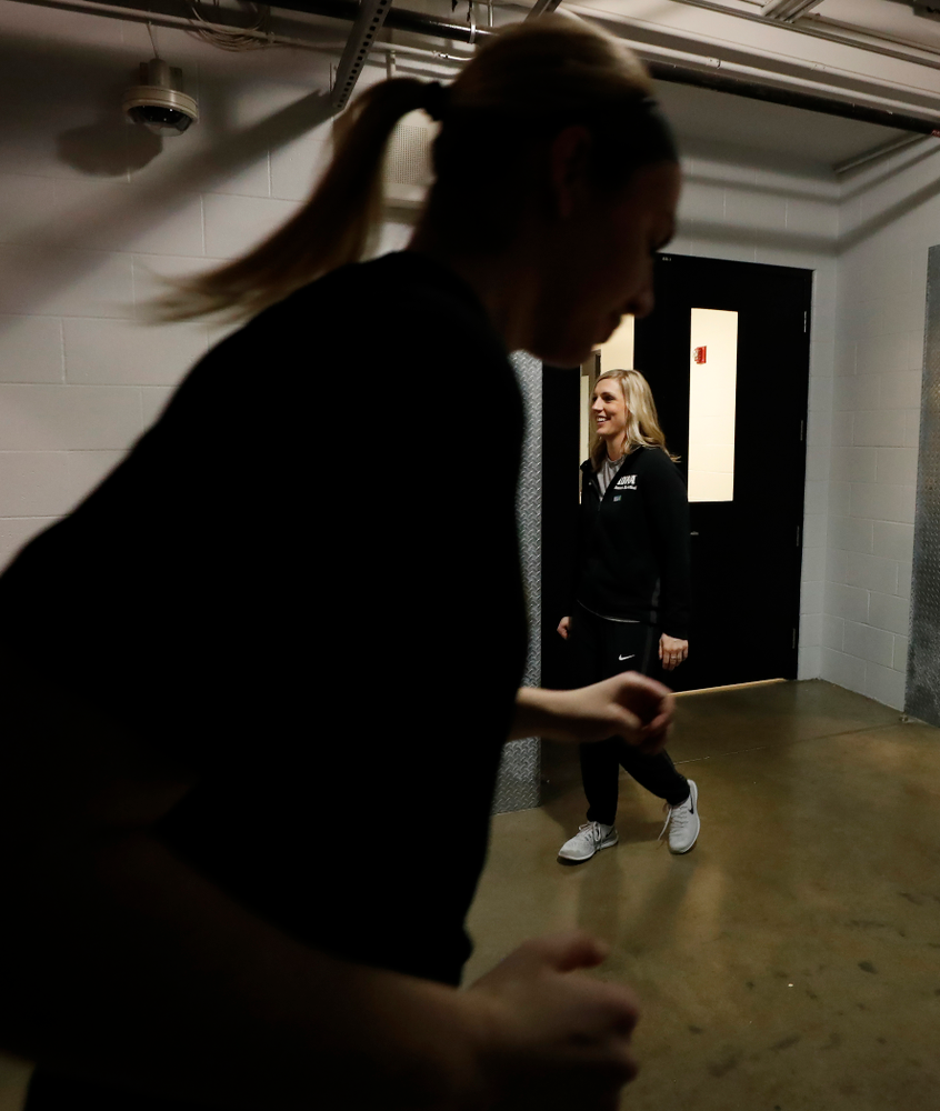 Strength and Conditioning Coach Lindsay Dinkelman