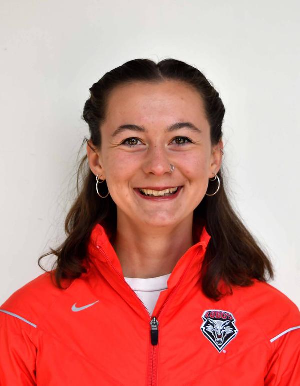 Larkin  Chapman - Cross Country - University of New Mexico Lobos Athletics