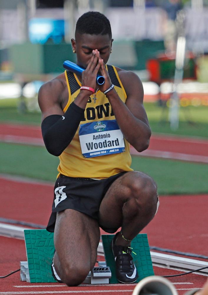 Antonio Woodard