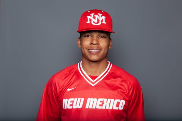 Mack Chambers - Baseball - University of New Mexico Lobos Athletics