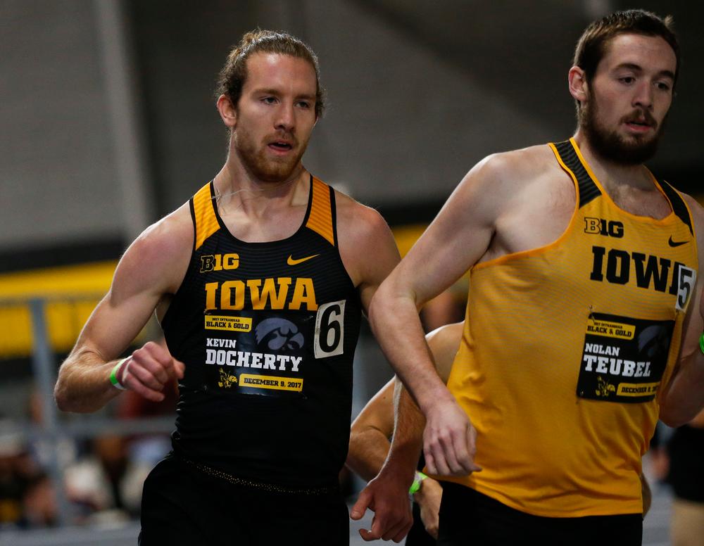 Iowa's Kevin Docherty