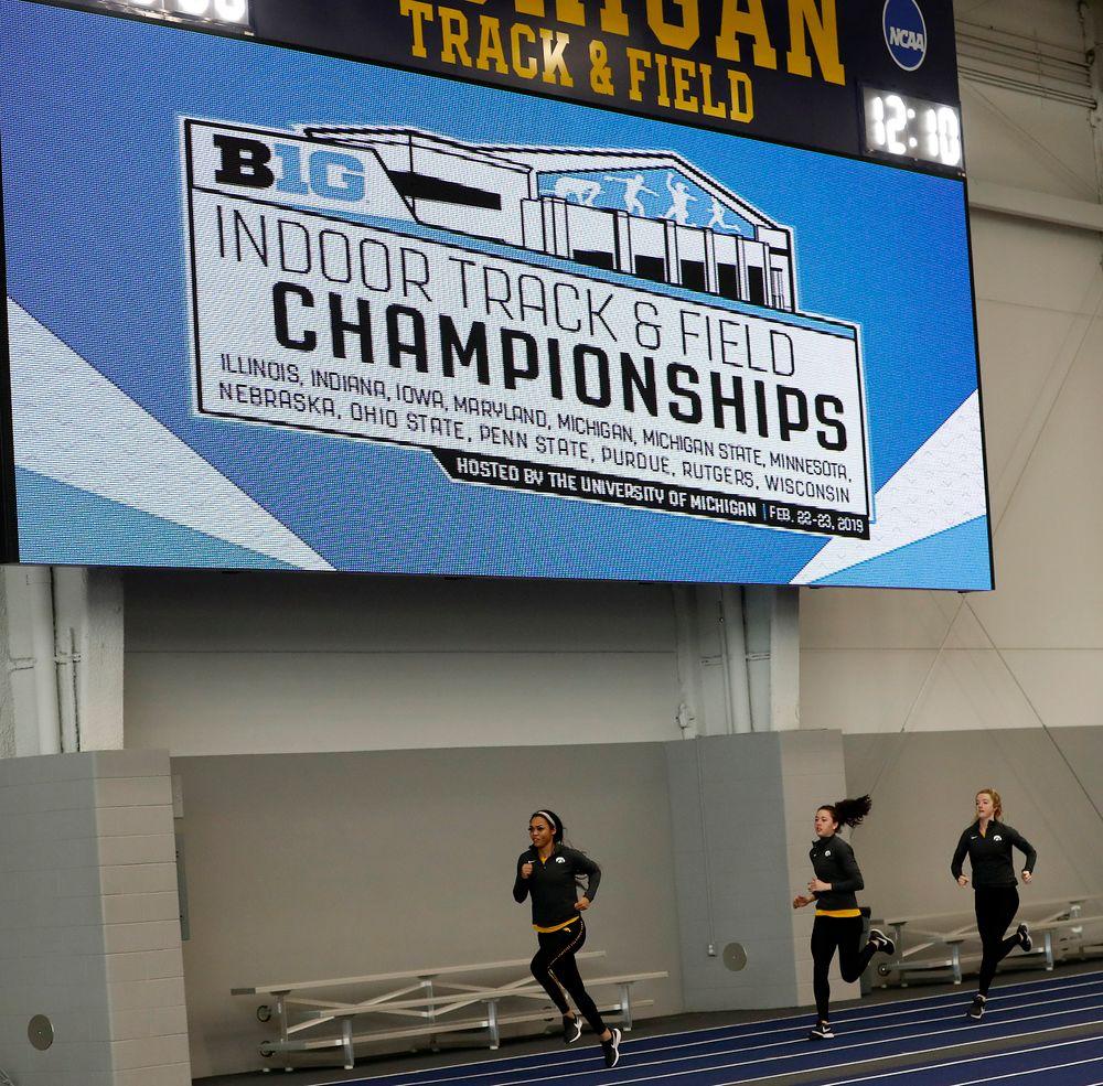 Big Ten Indoor Track & Field Championships
