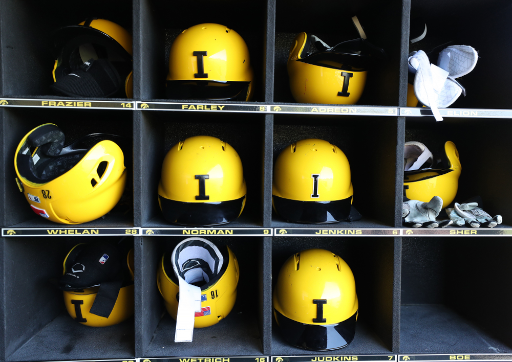 The Iowa Hawkeyes against UC Irvine Saturday, May 4, 2019 at Duane Banks Field. (Brian Ray/hawkeyesports.com)