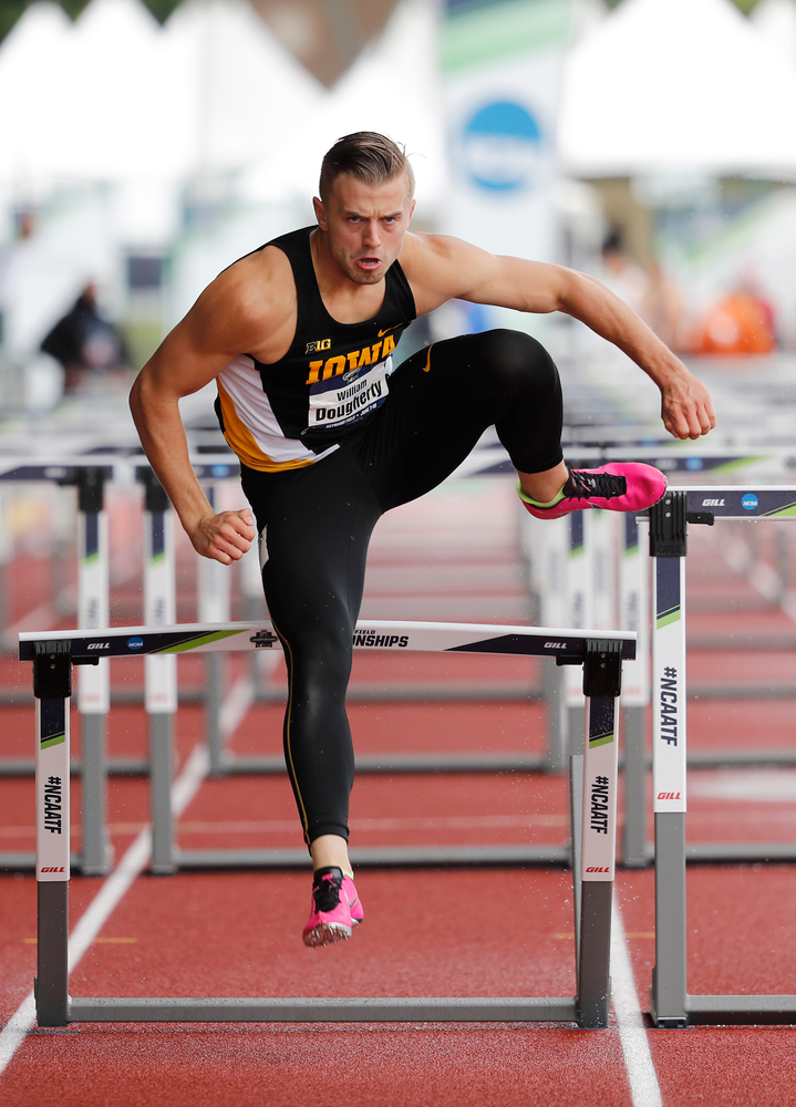 Will Dougherty -- DEC 110 Hurdles