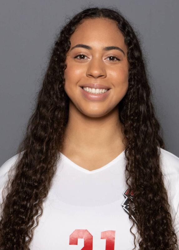 Abby Thigpen - Women's Volleyball - University of New Mexico Lobos Athletics