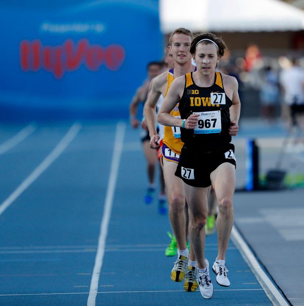 Daniel Murphy, 10,000 open