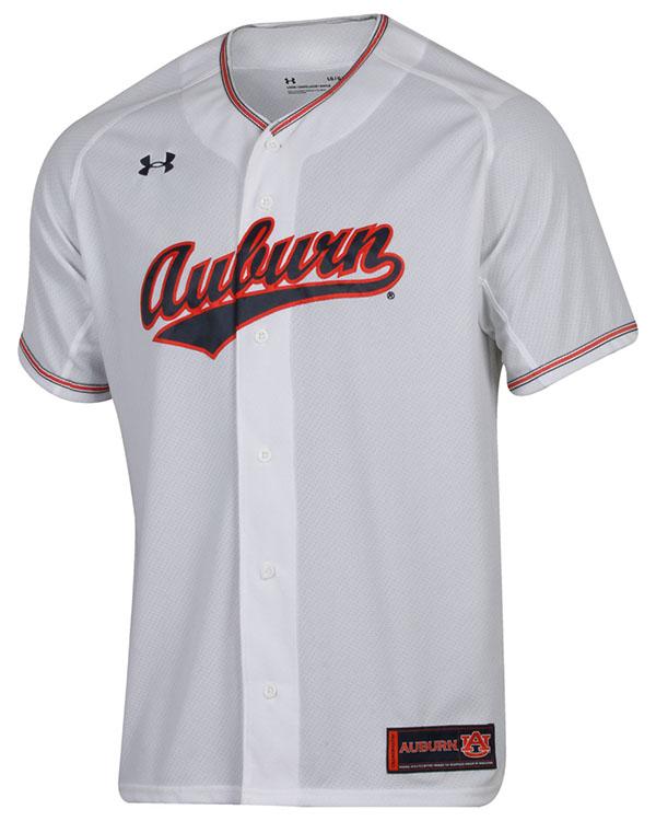 Official Auburn Tigers Under Armour Replica Men S Baseball Jersey Auburn Tigers Shop