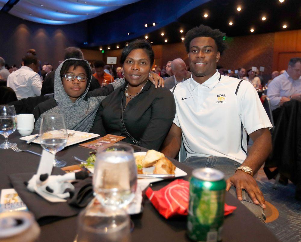 Joshua Jackson and family.