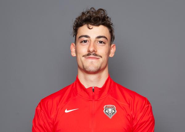 Aidan Quinn - Track & Field - University of New Mexico Lobos Athletics