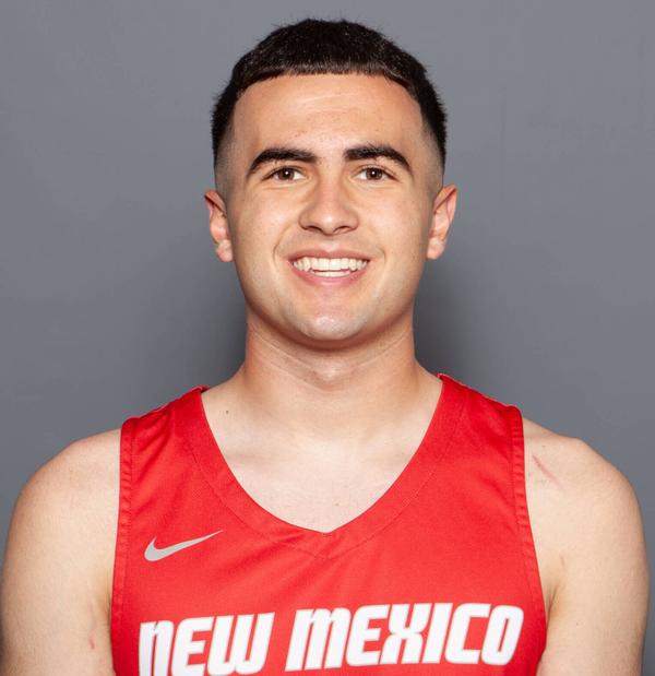 Eloy Medina - Men's Basketball - University of New Mexico Lobos Athletics