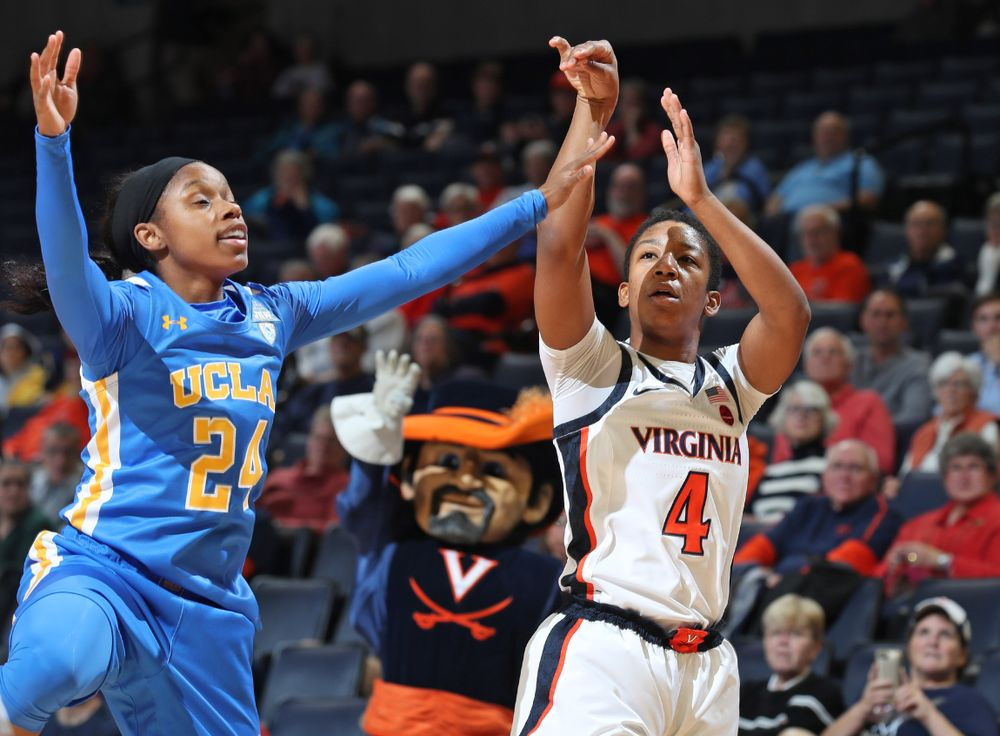 Women's Basketball UVA vs. No. 11 UCLA