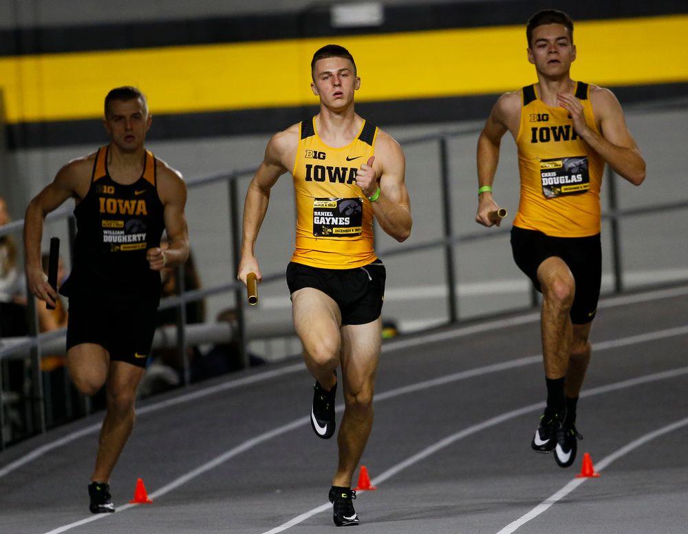 Iowa's Daniel Gaynes
