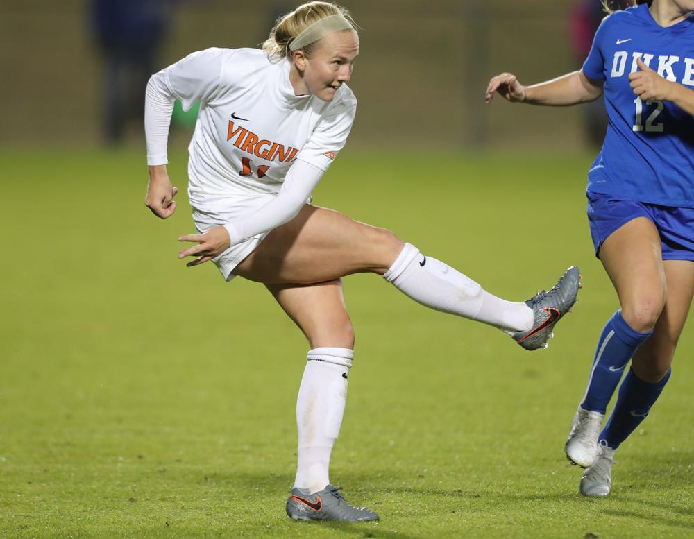 Women's Soccer ACC Quarterfinal vs. Duke
