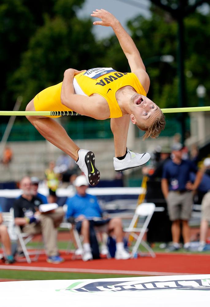 Will Dougherty -- Dec High Jump