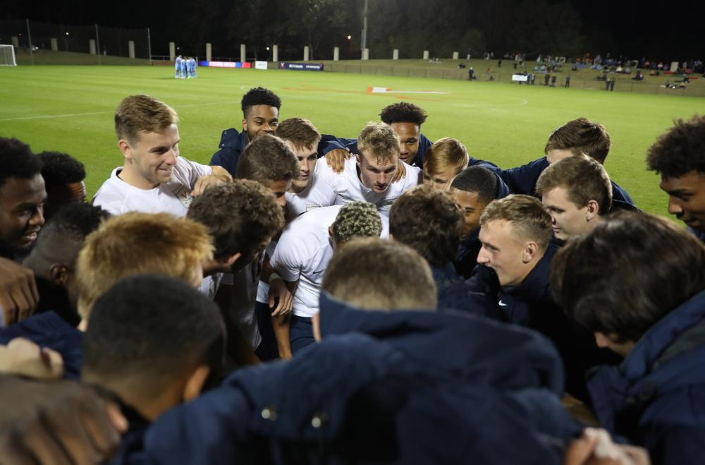 UVA Men's Soccer Senior Night vs. UNC - Cavaliers clinch ACC Coastal Division