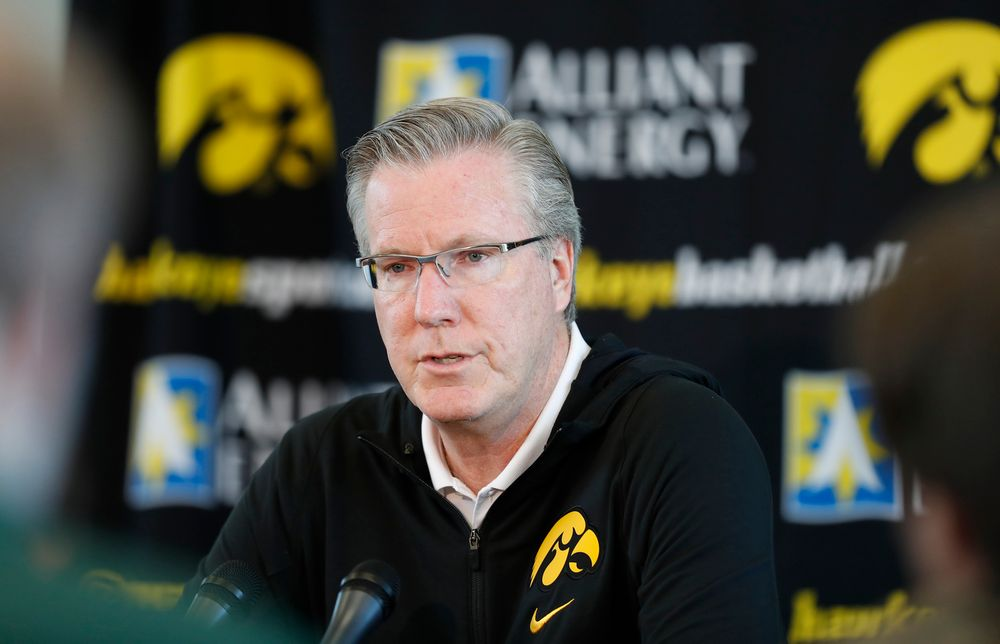 Head Coach Fran McCaffery