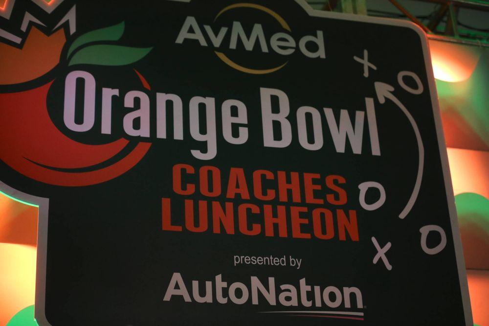 Orange Bowl Day 2