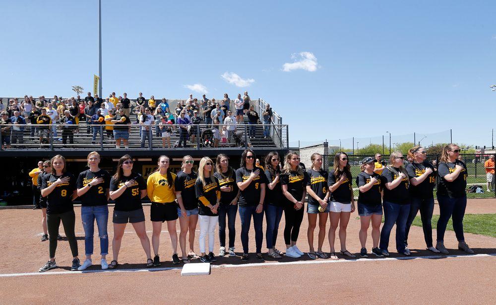 Iowa Softball Alumni