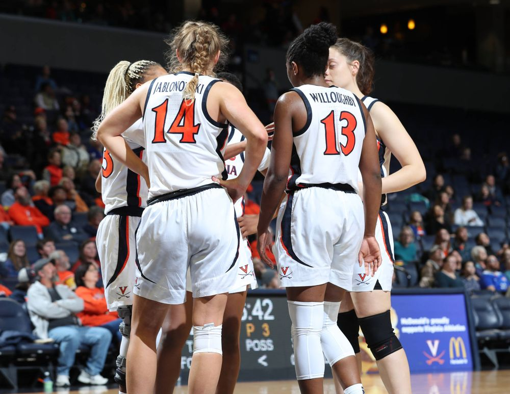 UVA Women's Basketball vs. Kentucky