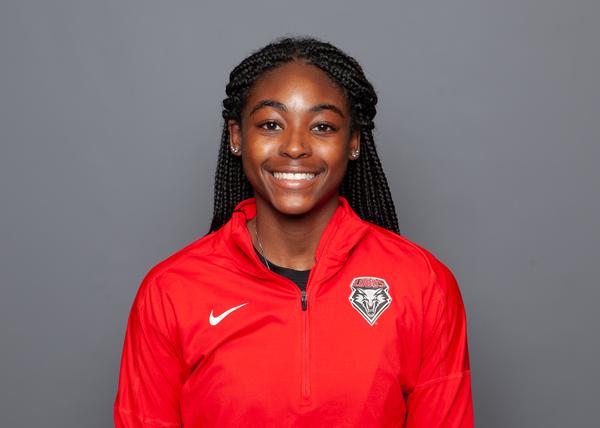 Tianna Holmes - Track & Field - University of New Mexico Lobos Athletics
