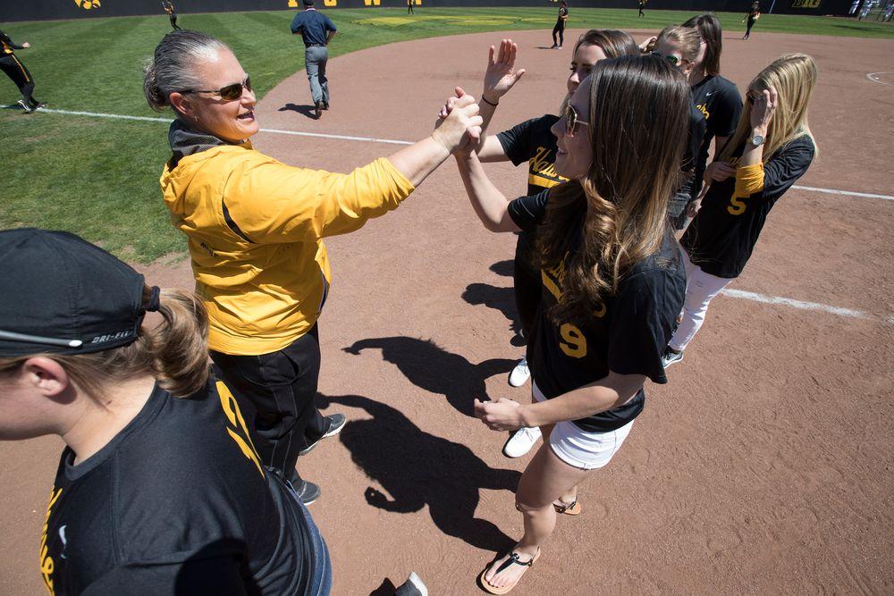 Iowa Softball Alumni,  Marla Looper